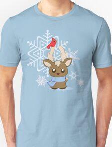 The Reindeer and the Cardinal T-Shirt