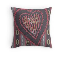 Through the Night Throw Pillow