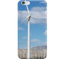 Wind Turbines iPhone Case/Skin