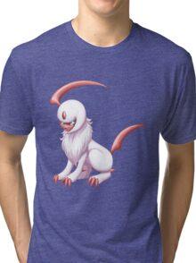 Pokemon - Shiny Absol Tri-blend T-Shirt