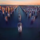 Port Melbourne by Alex Wise