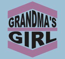 Grandma's Girl Kids Tee