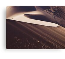 Namibia: Light and Shadow Canvas Print