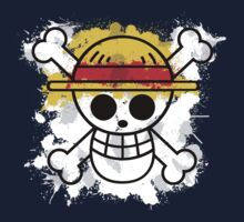 Straw Hat Pirates Kids Tee