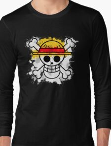 Straw Hat Pirates Long Sleeve T-Shirt