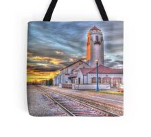 Sunset Depot - Graphic Novel Tote Bag