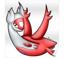 Pokemon - Latias Poster
