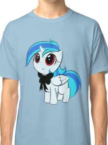 Filly Alicorn With a Black Tie Classic T-Shirt
