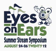 2012 Summer Stream Symposium Logo Kids Tee
