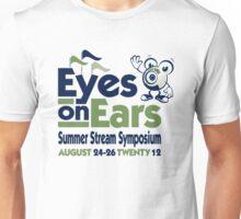 2012 Summer Stream Symposium Logo Unisex T-Shirt