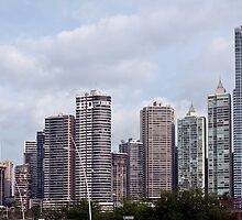 Panama City. by FER737NG