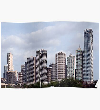Panama City. Poster