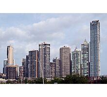 Panama City. Photographic Print