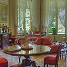 Drawing Room, Vaucluse House, Sydney, NSW by Adrian Paul