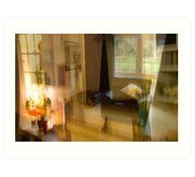 Living Room .. Art Print