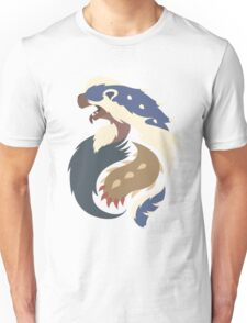 The Honey Eater - Arzuros (Aoashira) Unisex T-Shirt