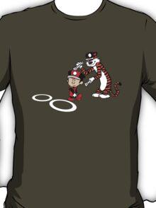 Calvin Scarlet T-Shirt