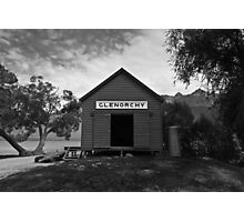Glenorchy Hut Photographic Print