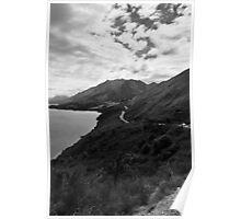 Lake Wakatipu Poster