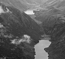 Lakes, mountains by gematrium