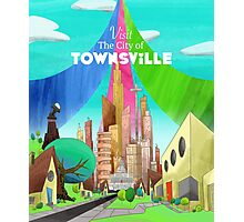 City of Townsville Photographic Print
