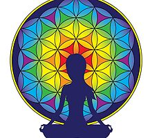 Flower of Life Meditation by GalacticMantra
