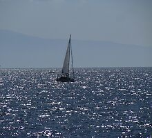 Sailing in Marmara. by rasim1