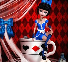 Teacup Alice by Brandy Thomas