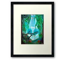 My Forest. . .In My World Framed Print