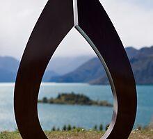 Rippon vineyard sculpture #3 by gematrium