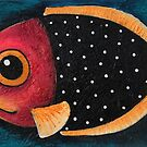 The Speckled Fish by StressieCat