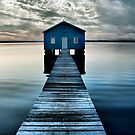 The Shed Upon The Water by Kymie