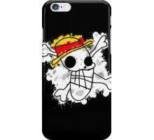Luffy on Laboon iPhone Case/Skin