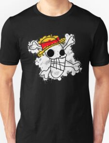Luffy on Laboon T-Shirt