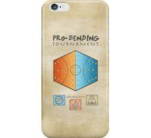 Pro-Bending Tournament iPhone Case/Skin