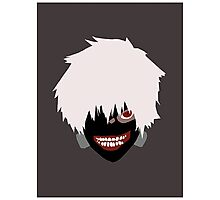 Tokyo Ghoul 11 Photographic Print