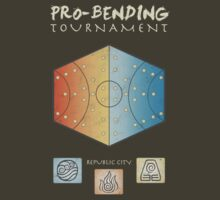 Pro-Bending Tournament T-Shirt