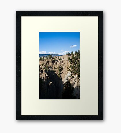 Geology #2 Framed Print