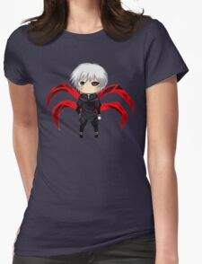 Tokyo Ghoul 14 Womens Fitted T-Shirt