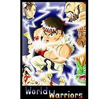 World Warriors Photographic Print