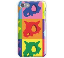 Pokemon - Cubone Pop Art iPhone Case/Skin