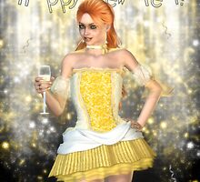 Toasting the New Year by Brandy Thomas