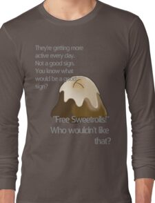 Free sweetrolls Long Sleeve T-Shirt