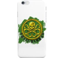 Hydra Gold on Green iPhone Case/Skin