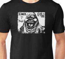 Slimer Has A Posse Unisex T-Shirt