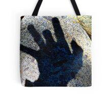My Shadow Impression of a Snapping Turtle Examiner Tote Bag