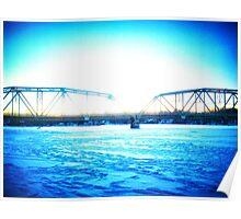 Double Bridge Poster