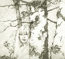 SILVER BIRCH by NorthernWitch