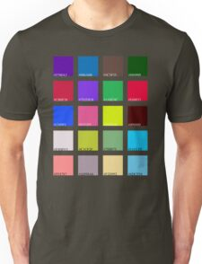 A designer's dream Unisex T-Shirt