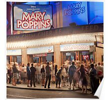 Marry Poppins Poster